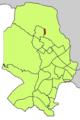 Localització de Son Ximelis respecte del Districte de Ponent.png