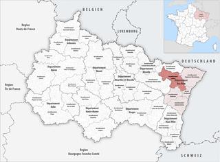 Arrondissement of Saverne Arrondissement in Grand Est, France