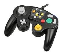 GameCube controller | Revolvy