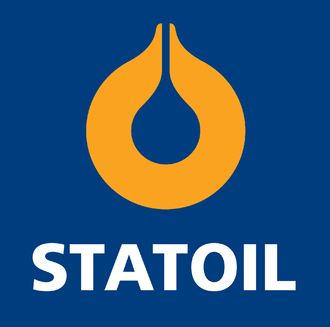 Statoil - Old logo. This logo remained in use by Statoil Fuel & Retail (which was sold to Alimentation Couche-Tard in 2012), and was replaced by the Circle K brand in 2016.