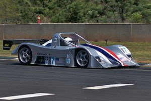Lola B2K/40 - The Rand B2K/40 in use.