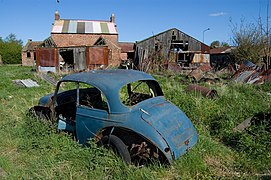 Long stay car park? Market Weighton - geograph.org.uk - 1281580.jpg
