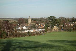 Sandridge Human settlement in England