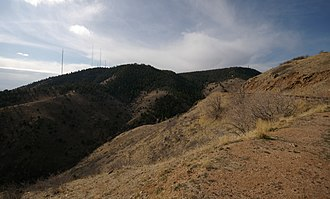 Lookout Mountain Park - Image: Lookout Mountain Park Golden CO