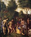 Lorenzo Costa - The Reign of Comus (detail) - WGA5421.jpg