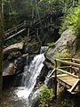 Lost River Gorge waterfall and platform.jpg