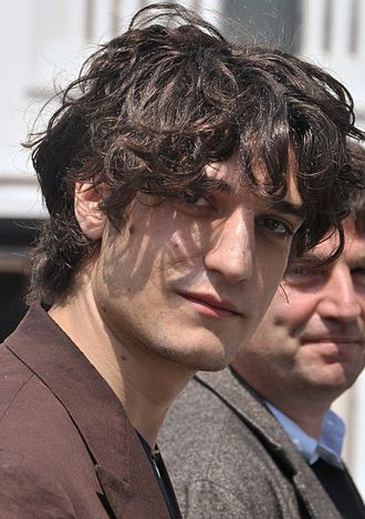 Louis Garrel - Garrel at the 2010 Cannes Film Festival