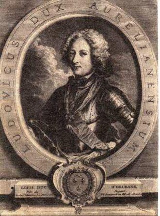 Prince du sang - Image: Louis d'Orleans