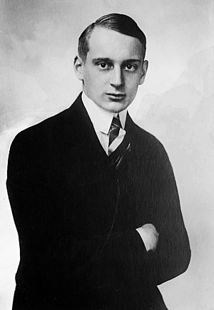 Louis Ferdinand, Prince of Prussia - Prince Louis Ferdinand in about 1930