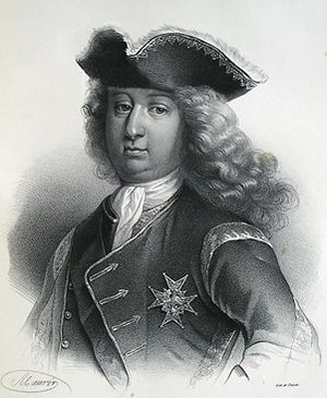Louis Joseph, Duke of Vendôme - Image: Louis joseph duke of vendôme