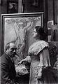 Lovis und Charlotte Corinth im Berliner Atelier 1908.jpg