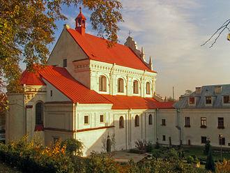 Lublin Renaissance - Image: Lublin Kalinowszczyzna kosciol sw Agnieszki 05