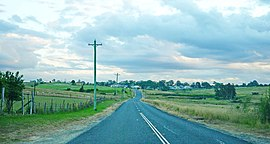Luddenham (New South Wales) - Adams Road.JPG