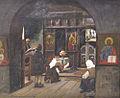 Ludovic Bassarab - Interior de biserica03.jpg