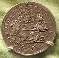 Ludwig neufahrer, duca ludwig X von landshut, verso allegoria della baviera, 1540 argento.JPG