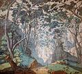 Ludwigsburg Bühnenbild mit Wald c1763.jpg