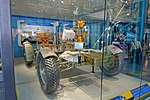 Lunar Roving Vehicle no. 4, Boeing, 1971 - Kennedy Space Center - Cape Canaveral, Florida - DSC02871.jpg