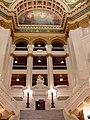 Lunette Rotunda Pennsylvania State Capitol.JPG