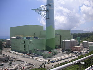 Advanced boiling water reactor - Construction of ABWR at Lungmen Nuclear Power Plant in New Taipei City, Taiwan.