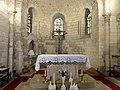 Luzarches (95), église Saint-Côme-Saint-Damien, chœur, abside 2.jpg