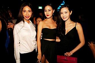 Rachel Kum - Image: Lynn Tan Lisa Crosswhite Rachel Kum