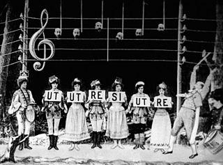 <i>The Melomaniac</i> 1903 film by Georges Méliès