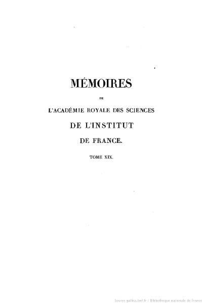 File:Mémoires de l'Académie des sciences, Tome 19.djvu