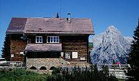 Mödlinger Hütte, Gesäuse 2.jpg