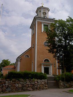 Mönsterås kirke