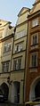 Měšťanský dům U tří kominíčků, U sloupu, Praha 1, Malé nám. 5, Staré Město.jpg