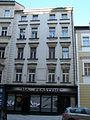 Městský dům U sedmi hvězd (Staré Město), Praha 1, Na Perštýně 8, Staré Město.JPG