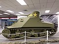 M3 Lee at the Fort Bliss Museum, right side.jpg