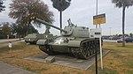 M48 Patton Tank at Fort Sam Houston Museum.jpg