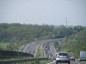 M7 motorway (Hungary) - Image: M7 Hungary