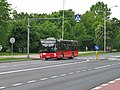 MAN bus in Stalowa Wola, Poland.jpg