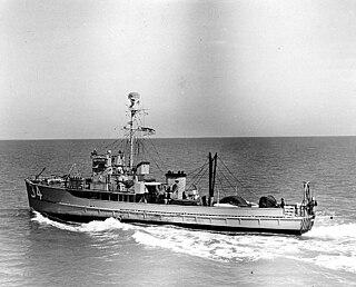 USS <i>Redhead</i> (AMS-34)
