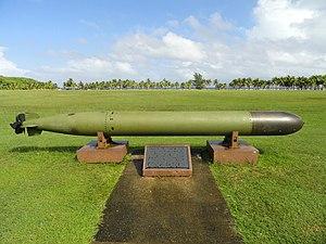 MK 14 MOD 5 Torpedo - War in the Pacific National Historical Park (Asan Beach Unit) - DSC00858.JPG
