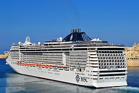 Image illustrative de l'article MSC Divina