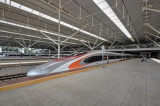 Shenzhen–Hong Kong high-speed train