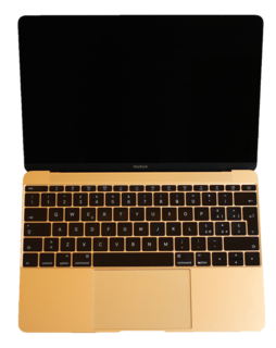 MacBook (2015–2019) Discontinued line of portable Apple computers