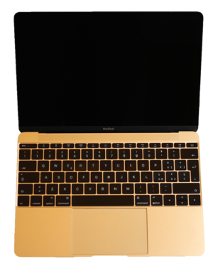 MacBook (Retina) - Image: Mac Book with Retina Display