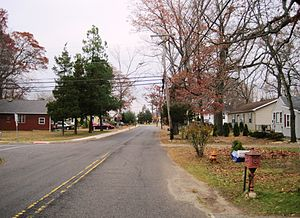 Macedonia, New Jersey - Center of Macedonia