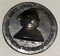 Maffeo olivieri (da), medaglia di altobello averoldo da brescia, vescovo di pola e legato a venezia, post 1517-22.JPG
