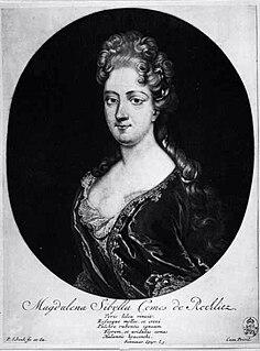 Magdalena Sibylla of Neidschutz German countess