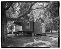 Magnolia Plantation, Overseer's House, LA Route 119, Natchitoches, Natchitoches Parish, LA HABS LA,35-NATCH.V,2-C-7.tif