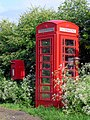 Maidenwell Telephone Kiosk - geograph.org.uk - 449313.jpg