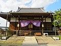 Main hall of Kakusen-ji (Sakahogi) - 1.jpg