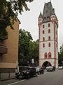 Mainz, monumentale toren foto2 2009-08-02 09.42.JPG
