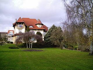 Laxou Commune in Grand Est, France