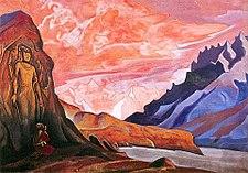 Maitreya the Conqueror 1925.jpg